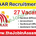 UIDAI Recruitment 2021 – Apply for 27 Asst. Section Officer, Technical Officer Posts