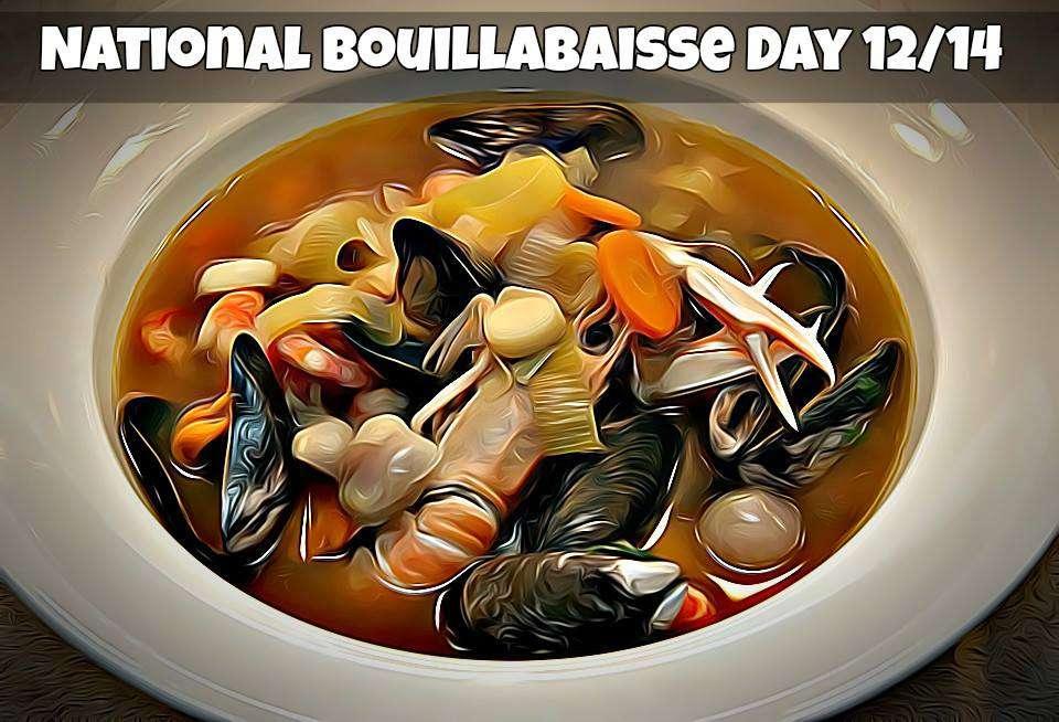 National Bouillabaisse Day Wishes