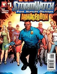 Stormwatch: P.H.D.: Armageddon