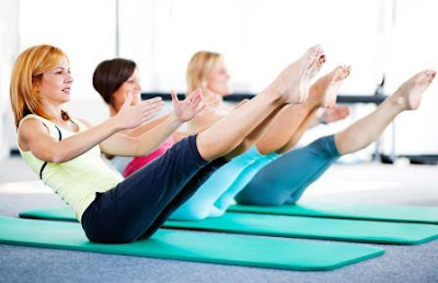 Pilates Studio Can Strengthen Core Muscles for Any Athlete