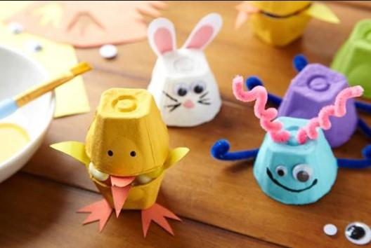 A Simple Idea About Egg Carton Crafts