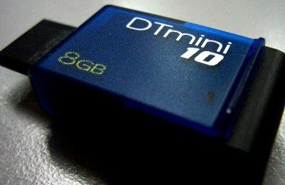 Kingston Data Traveler mini 10 8GB
