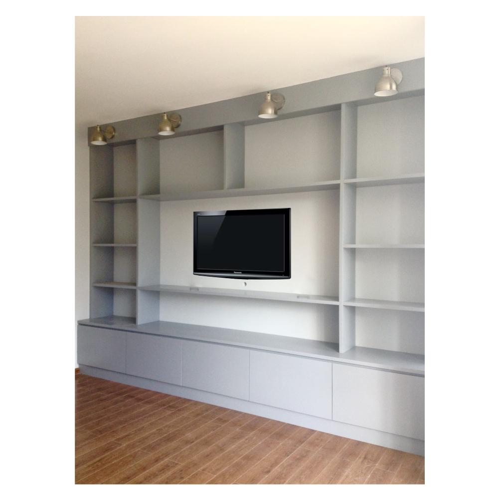 Proyecto salguero dise o interior y muebles natalia - Muebles de cocina salguero ...