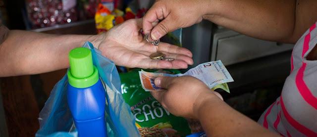 Venezuela acumula inflación de 176 % en lo que va de 2017