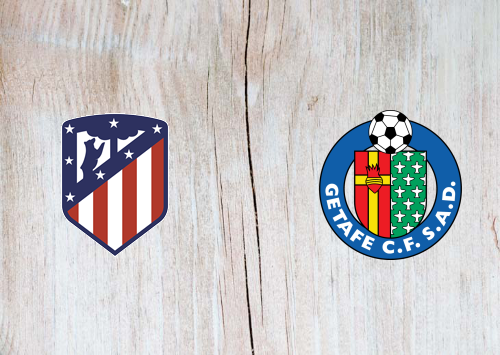 Atlético Madrid vs Getafe -Highlights 18 August 2019