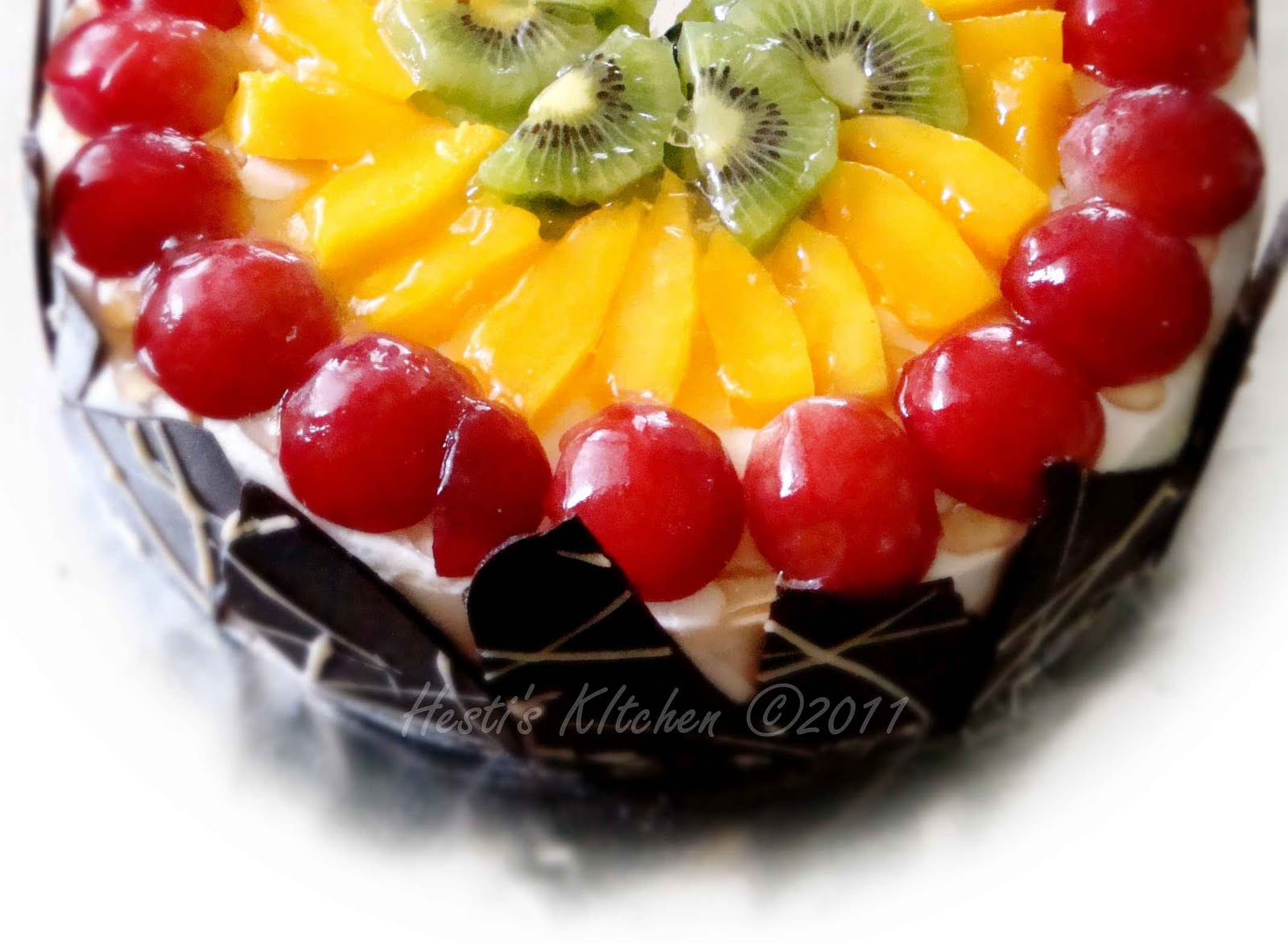 Fruity Cake Resep Kue Masakan Dan Minuman Cara
