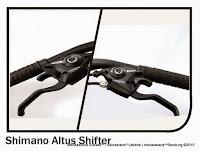 Sepeda Gunung Reebok Chameleon Sport Aloi 6061 21 Speed 26 Inci