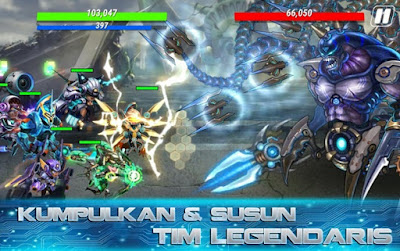Heroes Infinity Gods Future Fight v1.15.11 MOD APK [Update 2018]