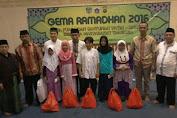 Camat Tambora Berbagi Santunan Untuk 70 Anak Yatim Piatu