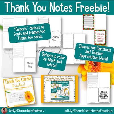 https://www.teacherspayteachers.com/Product/Thank-You-Cards-Freebie-5115442?utm_source=Thank%20you%20notes%20blog%20post&utm_campaign=Thank%20you%20freebie