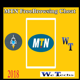 Latest MTN  Freebrowsing Cheat 2018