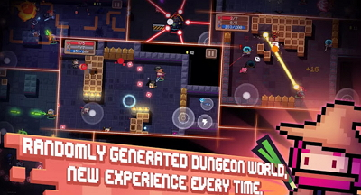 Download Game Soul Knight MOD APK