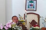 Delapan Imam Ditahbiskan Keuskupan Manado, LUMENTUT : Umat Support Mereka