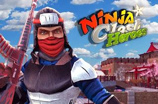 العاب نينجا جو أبطال النينجا كلاش