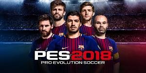 Pro Evolution Soccer 2018-CPY-Gampower