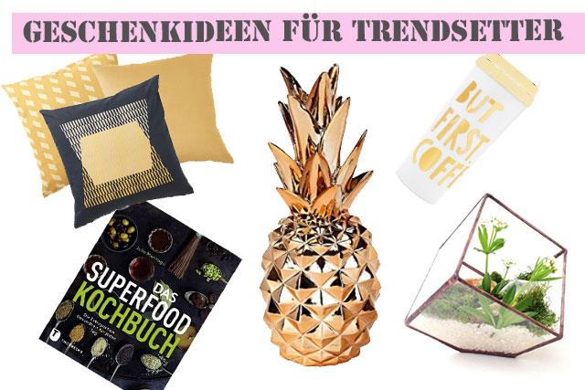 Gift Guide Trendsetter