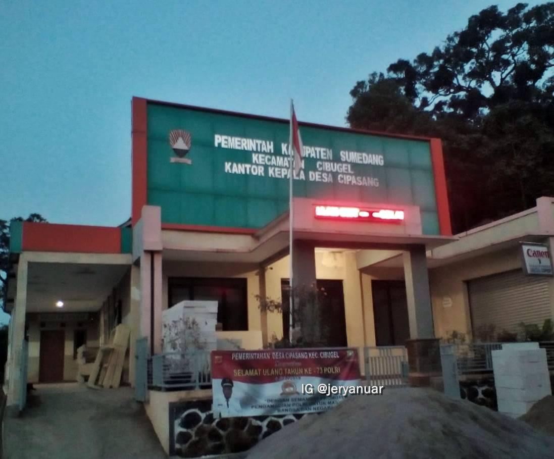 Kantor Desa Cipasang, Kab. Sumedang