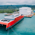 Austal Philippines Launches Biggest Ferry Ever Made In Cebu City