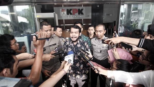 Hakim MK Anwar Usman Diperiksa KPK