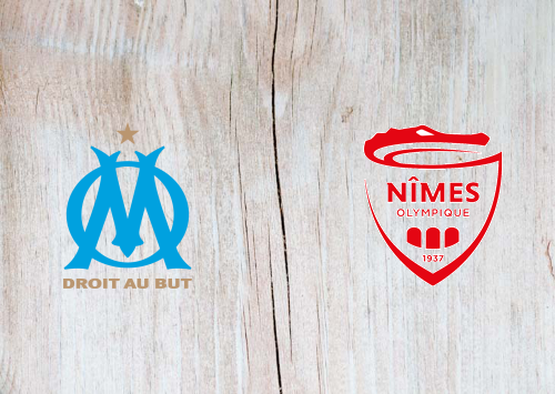 Olympique Marseille vs Nîmes -Highlights 21 December 2019