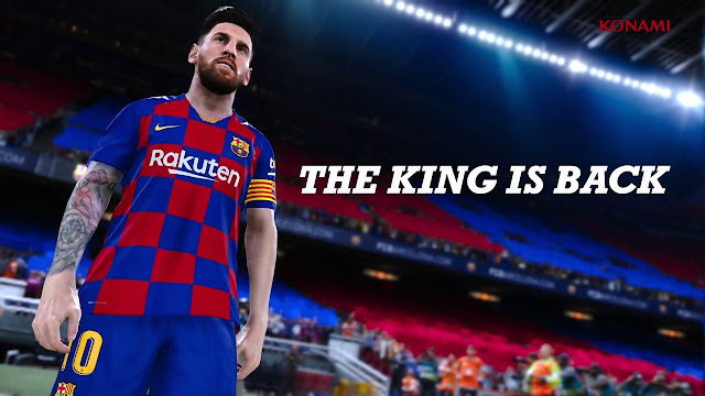 eFootball PES 2020, Messi