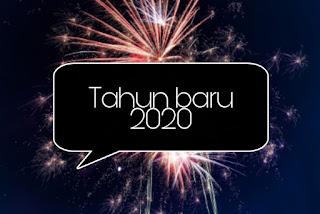 Malam tahun baru 2020