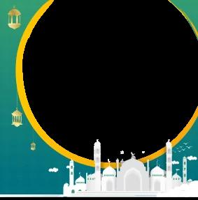 Download Kumpulan Twibbon Ramadhan powerpoint