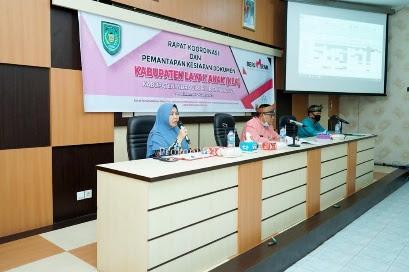 Persiapan Inhil Menuju Kabupaten Layak Anak, Zulaikhah Wardan Instruksikan Anggota Lakukan Koordinasi