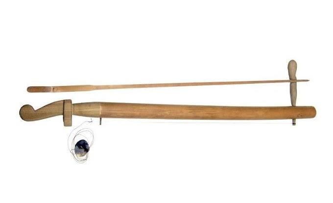 Traditional Instruments: Dan K'Ni