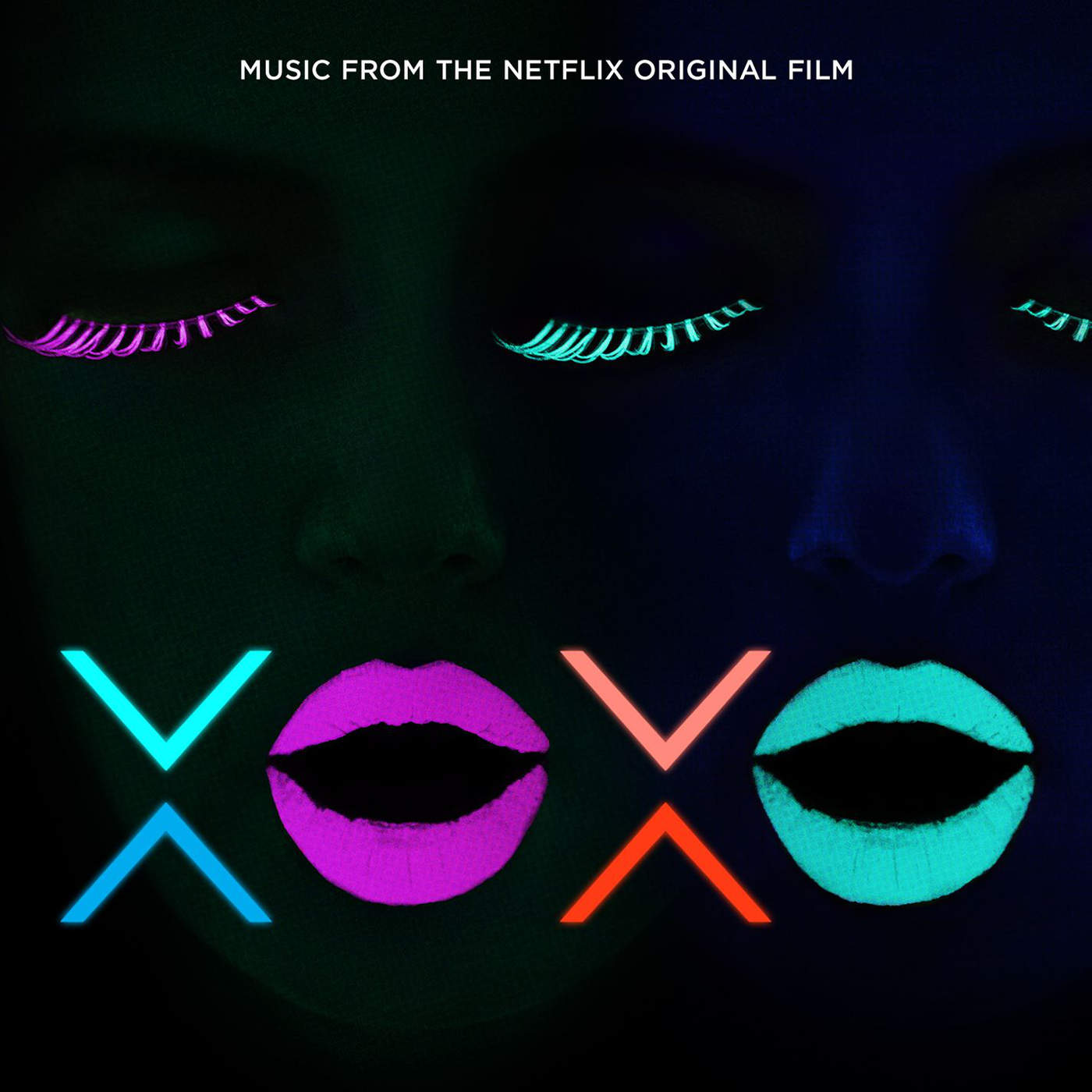 Various Artists - XOXO (Music from the Netflix Original Film) Cover