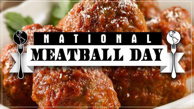 National Meatball Day Wishes Images download