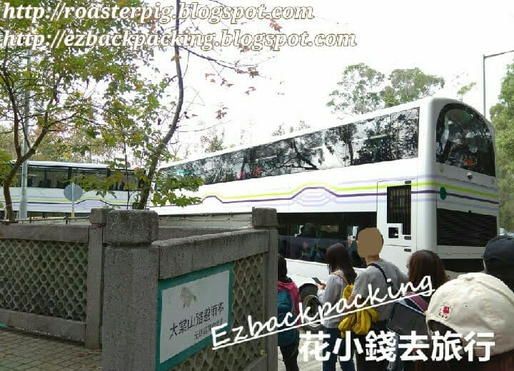 K66s元朗大棠特別港鐵巴士路線