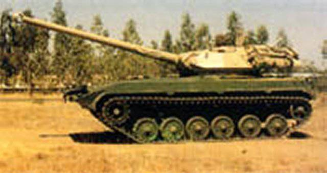 DRDO Light Tank - India - French GIAT TS-90 Turret - 01