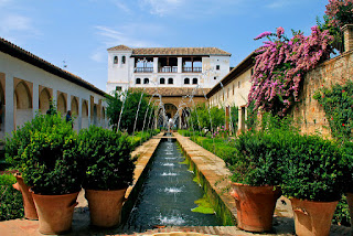 Jardines for Jardin islamico