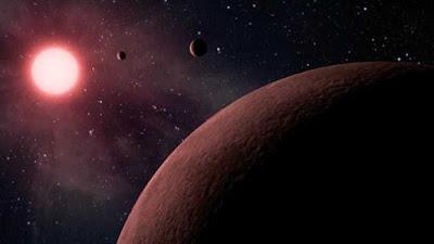 Wow...!!! NASA temukan 10 planet baru yang layak dihuni makhluk hidup