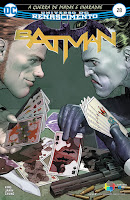DC Renascimento: Batman #28