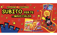 Epifania 2021 : con Vivident, Golia, Alpenlibe,Vigorsol ricevi in regalo la Maxi Calza Chupa Chups