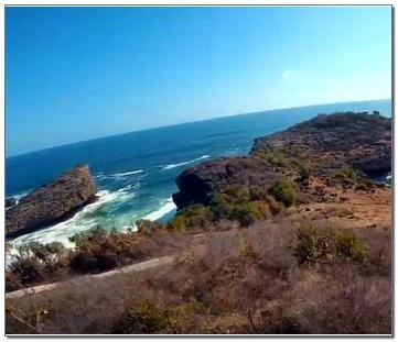 Pantai Kesirat Jogjakarta