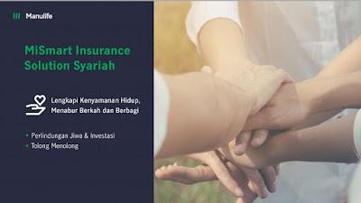 MiSSION Syariah produk asuransi syariah Manulife Indonesia
