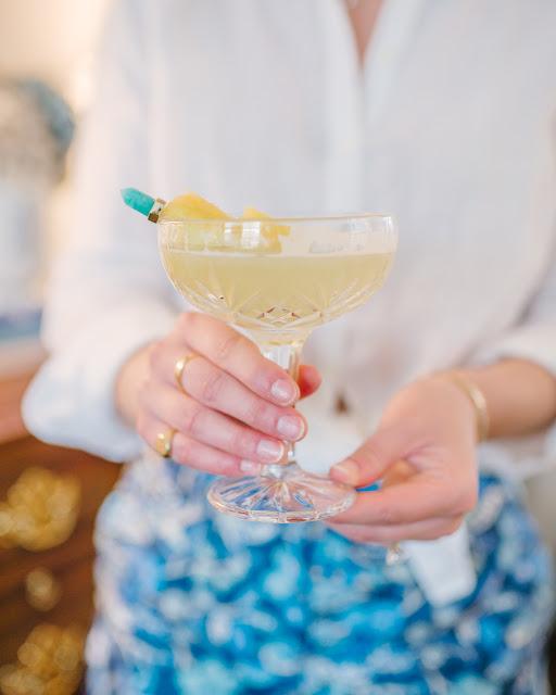 Cocktail Recipe: Pineapple Jalapeno Martini