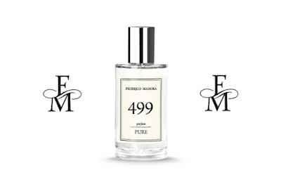 Kwiatowo owocowy PURE 493 perfumy damski