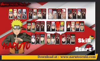 Preview Game Naruto Senki Spesial Kemerdekaan