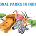 Important National Parks in India