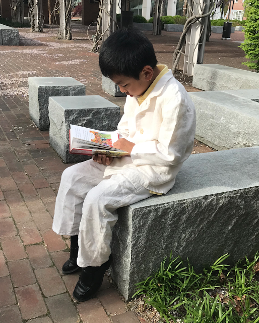 handmade clothes, handmade suit, line suit, white suit, summer, bridal, first communion, baptism, Williamsburg library, whigs and tories, whigstories