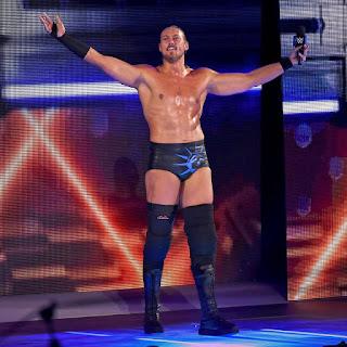 El luchador Big Cass en la WWE