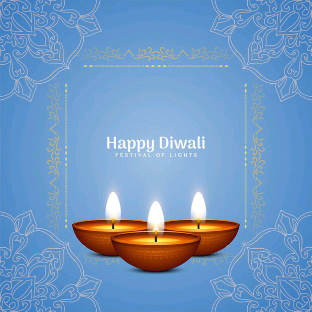 happy diwali in hindi