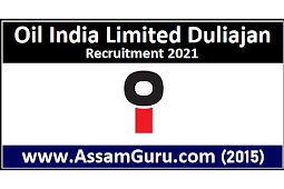 Oil India Limited Duliajan Recruitment 2021 | 3 Consultant Posts