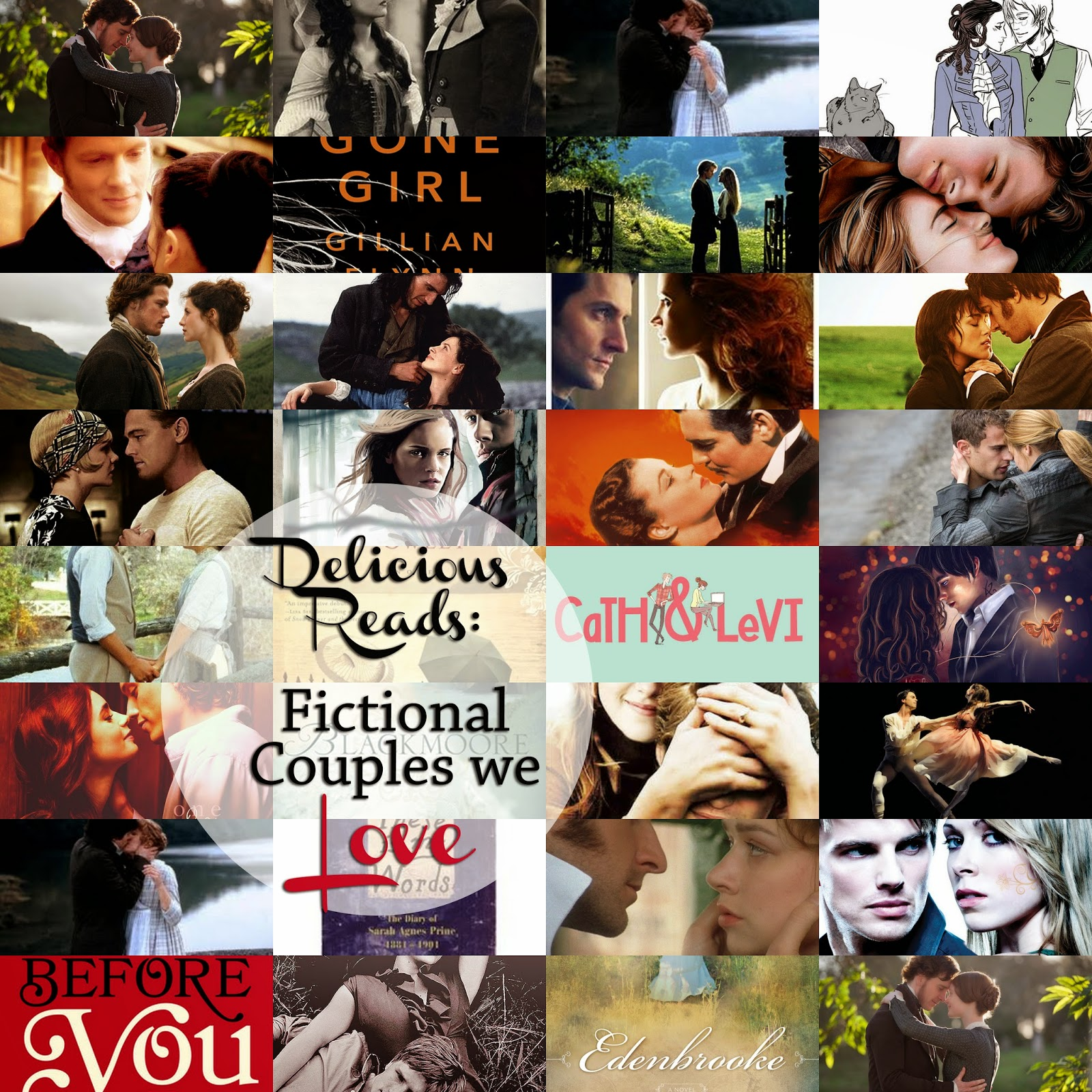 Famous love stories in literature