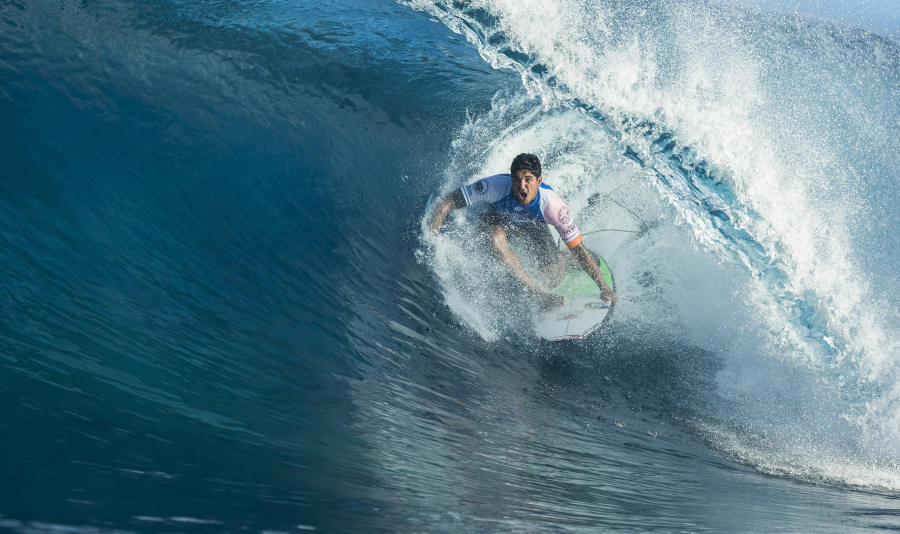 Billabong Pipe Masters 2017 Day 4 Highlights