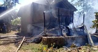 Breaking News,Kembali Terjadi Kebakaran di Bulupoddo Kabupaten Sinjai
